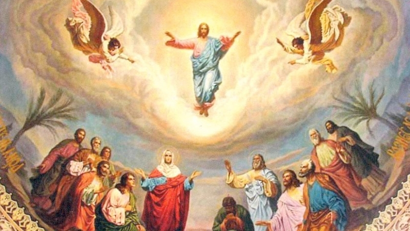 Christi Himmelfahrt Predigt